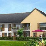 COOP de construction - HALTE DE BRETEIL - 11 logements à Breteil (35) - MOE : ATELIER DU CANAL
