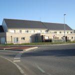 ESPACIL - LES COTEAUX DE LA RIVIERE - 10 logements à Geveze (35) - MOE : ATELIER DU CANAL