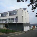 ESPACIL - LE CLOS PAISIBLE - 11 logements et 15 maisons à Noyal Sur Vilaine (35) - MOE : JF GOLHEN