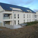 ESPACIL - RESIDENCE VICTOR HUGO - 11 logements à Guichen (35) - MOE : ATELIER DU CANAL