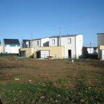 LA SECIB - LE PATIO DES RUELLES 12 maisons / LES JARDINS ROMARINS 8 maisons à Thorigné Fouillard (35) - MOE : Agence CROSLARD
