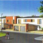 LAUNAY - LES JARDINS D'HESTIA - 14 maisons à Pacé (35) - MOE : Agence KOUTEV