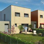 AIGUILLON - LA GUILMARAIS - 15 logements et 7 pavillons à Vitré (35) - MOE : DESIR D'ESPACE