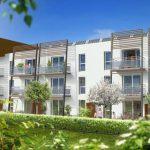 LAUNAY - LES RIVES DU MAIL - 36 logements à Noyal Sur Vilaine (35) - MOE : Agence DUPEUX PHILOUZE