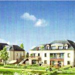 LAUNAY - KER FLEURY - 50 logements à Bruz (35) - MOE : Agence F. PAUMIER