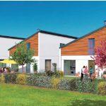 LES HAUTS VALONS - 9 maisons à Brece (35) - MOE : JP MEIGNAN