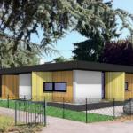 Association Diocésaine de Rennes- VERN sur Seiche (35) - MOE: ACTe architectures